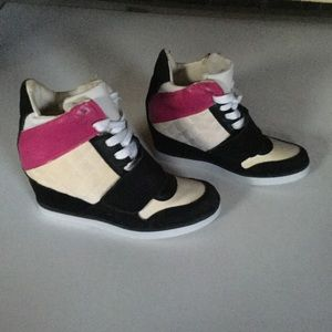 Women's Platform wedge He'll Sneakers,